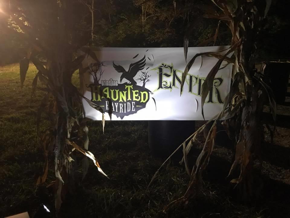 Brimstone Haunted Hayride Ohio Haunted Houses