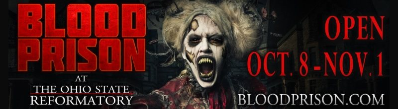Escape from Blood Prison - Ohio Haunted Houses
