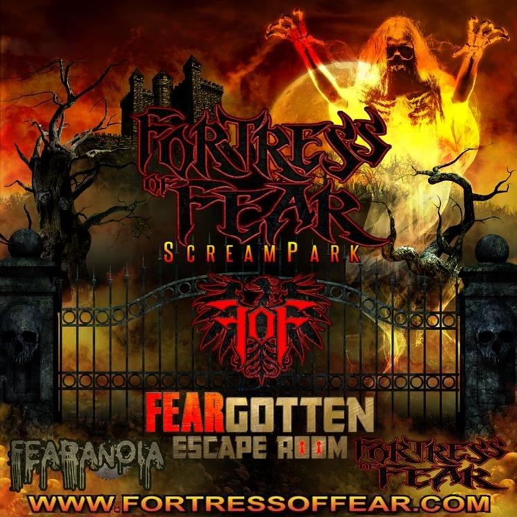 Fortress of Fear ScreamPark ohio