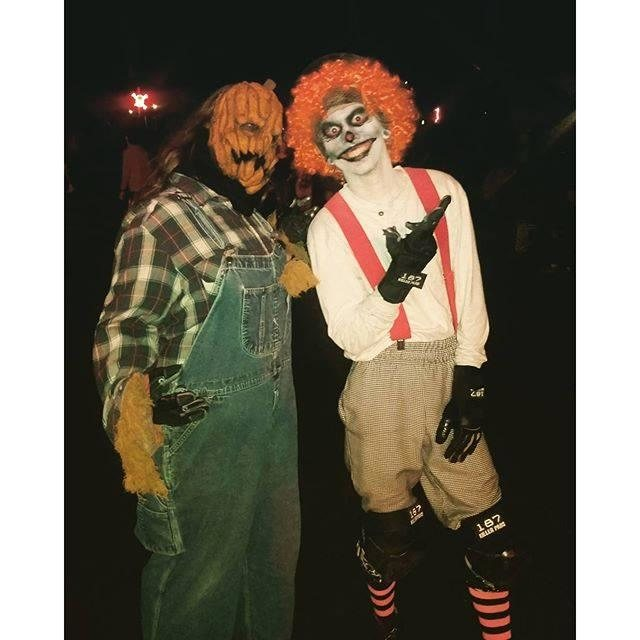 prev - Halloween Haunt Schedule