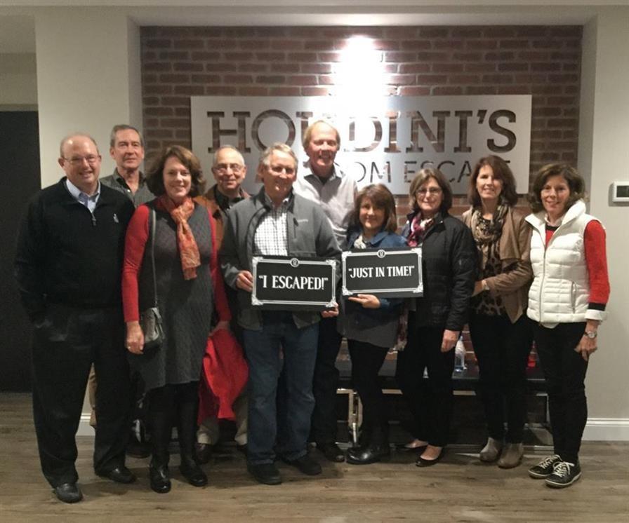 Houdini Room Escape Montgomery