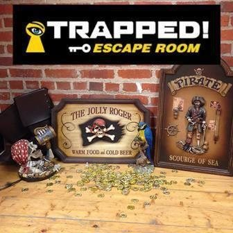 Trapped Escape Room Cleveland Heights Cleveland Heights Oh