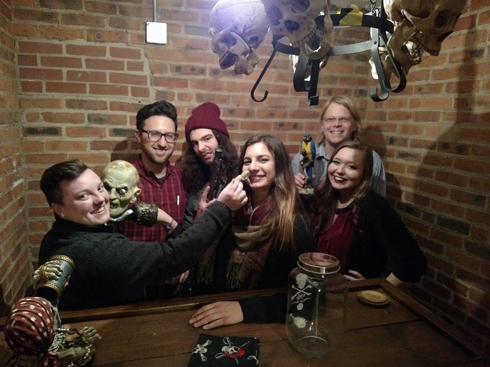 Trapped Escape Room Cleveland Cleveland Heights Oh Photos