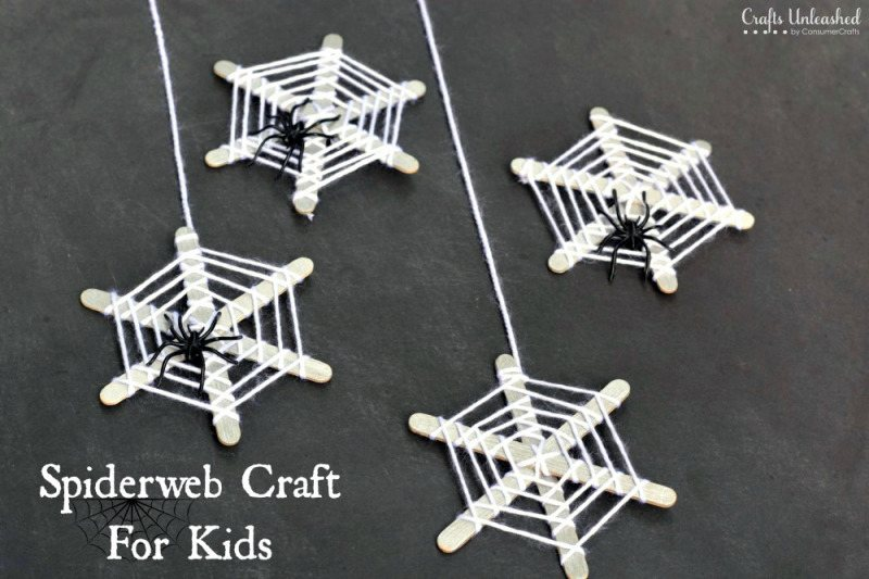 Frighteningly Fun Halloween Crafts For Kids