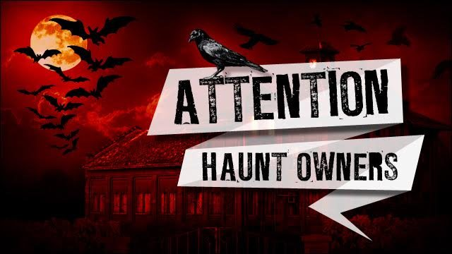 Attention Ohio Haunt Owners