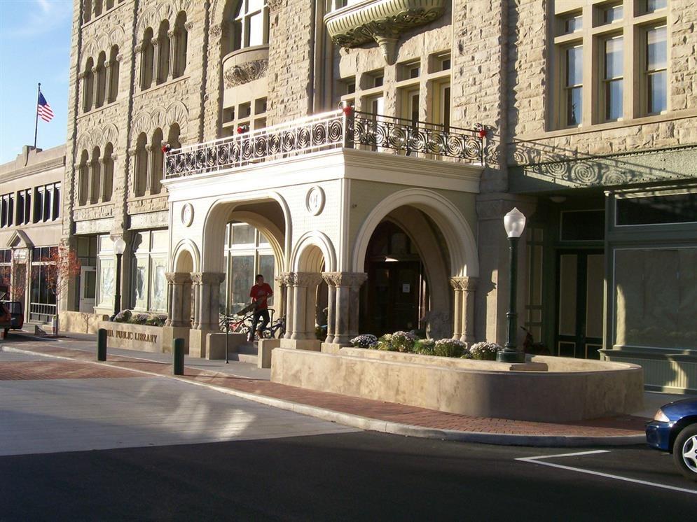 Fort Piqua Hotel Piqua Ohio Real Haunted Place