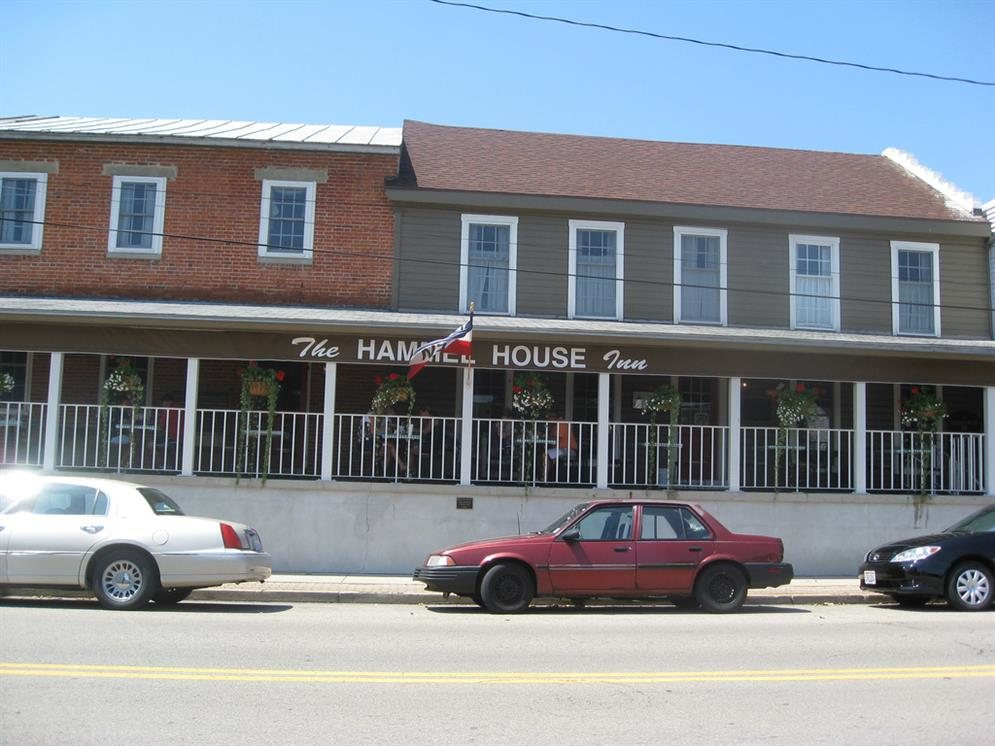 The Hammel House Inn Has Been Proclaimed One Of Most Haunted Buildings In Town Rumored To Be Room At Is 004