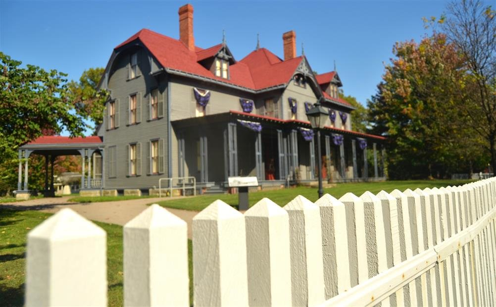 James A Garfield House Mentor Ohio Real Haunted Place