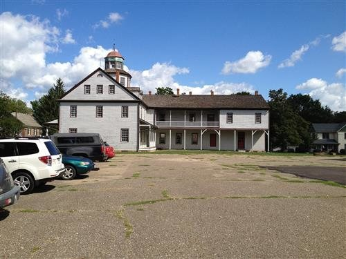 The Zoar Historic Hotel Has Been Acquired By State Historical Society And Is Rumored To Be Quite Haunted Which Claimed Both Guests
