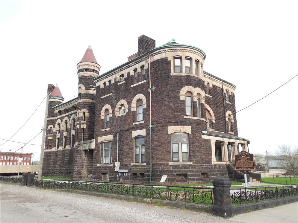 Old Licking County Jail | Newark Ohio | Real Haunted Place